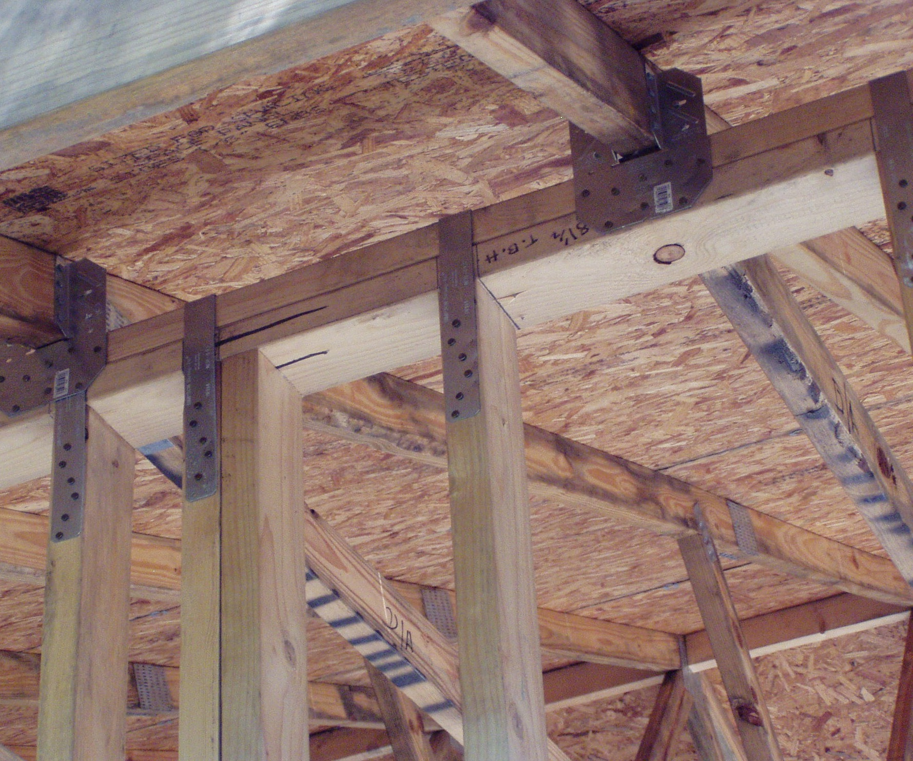 daniel f ardito pe structural engineer tray ceilings in trusses